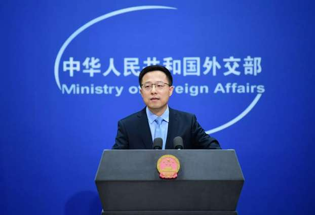 China lauds Moeed Yousuf for his remarks about Xinjiang