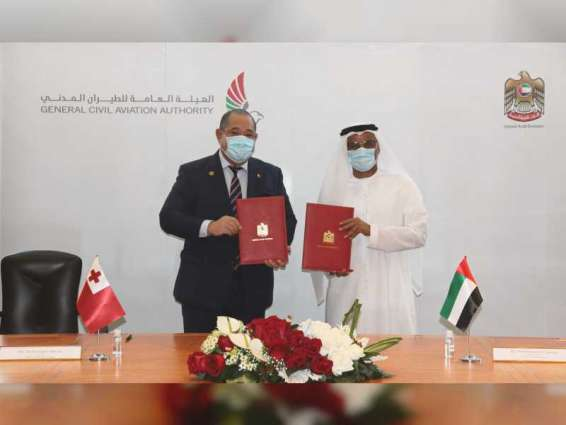 UAE, Tonga sign air transport services agreement