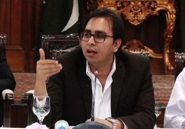 Shahbaz Gill unveils govt's last three-month performance