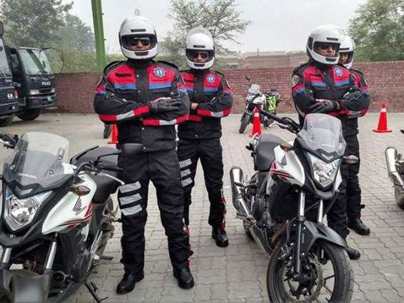 Dolphin Force arrests three dacoits from nearby Punjab University: Lahore Police