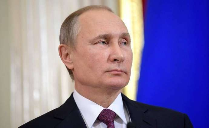 Putin Says Russia Feels Special Responsibility for Nagorno-Karabakh Settlement
