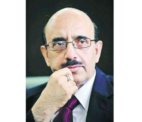 India conspiring to weaken neighbours including Pakistan: AJK president