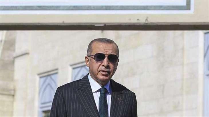 Turkey's Erdogan Calls Intra-Libyan Ceasefire Agreement 'Not Reliable'
