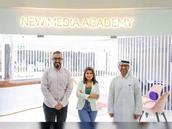 New Media Academy signs partnership with Iraqi mega influencer Mina Al Sheikhly