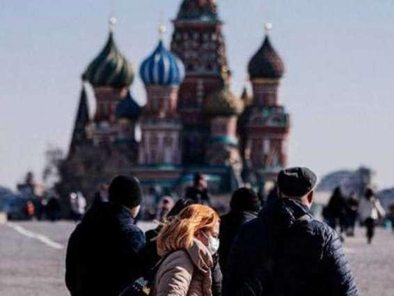"""روسيا تسجل 16521 إصابة جديدة بـ """"كورونا""""في يوم واحد"""