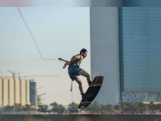 اختتام منافسات الجولة الثانية من بطولة الإمارات للتزلج على الماء