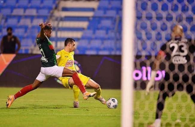 الاتفاق يكسب ثاني مبارياته في الدوري أمام العين ويتصدر مؤقتًا
