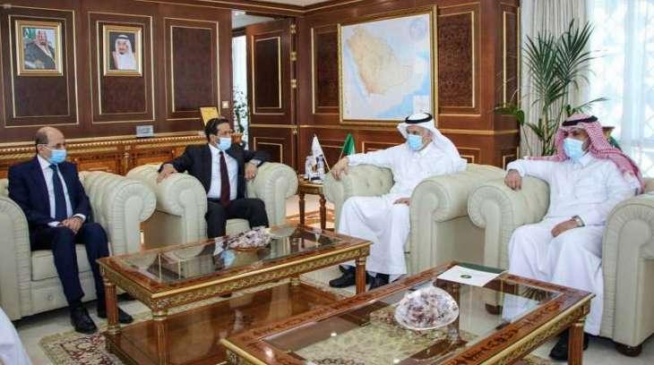 البرنامج السعودي لتنمية وإعمار اليمن ووزارة البيئة يوقعان مذكرة تعاون لدعم قطاع الزراعة في اليمن