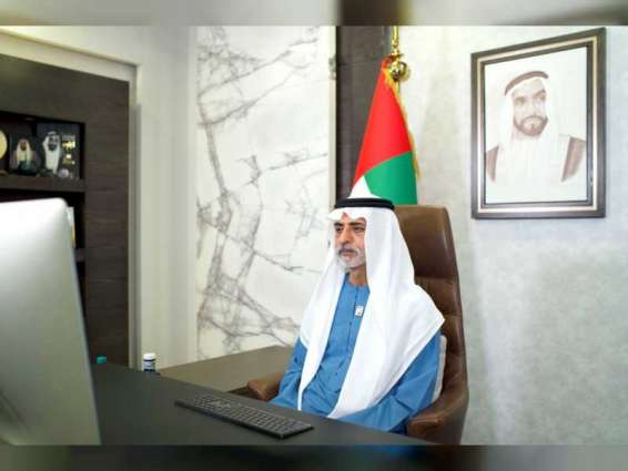 UAE is presenting message of peace to world, to work together for a better world: Nahyan bin Mubarak