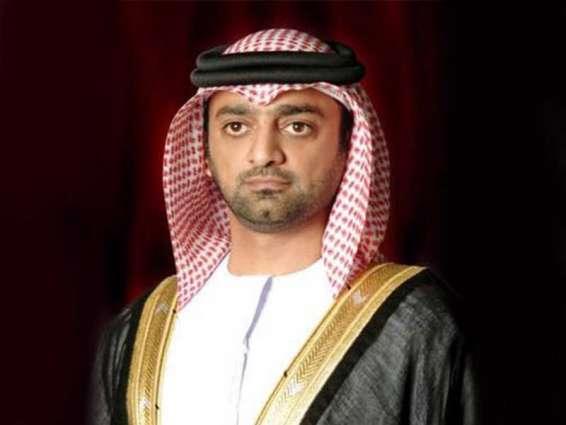 ولي عهد عجمان يصدر قرارين بتعيين مدير عام ومدير تنفيذي لمكتب شؤون المواطنين