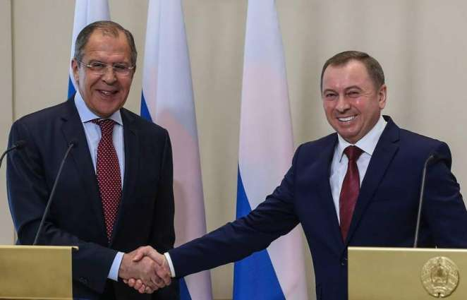 Russian, Belarusian Foreign Ministers Discuss Integration, Cooperation - Minsk