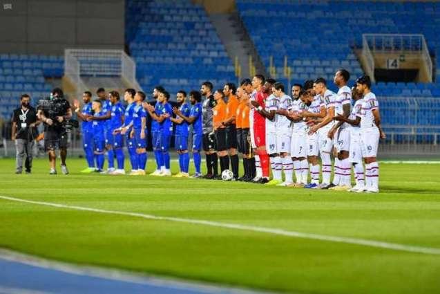 الهلال يتأهل إلى نهائي كأس خادم الحرمين الشريفين لكرة القدم