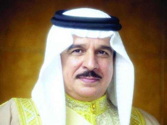 ملك البحرين ووزير الدفاع الأمريكي يبحثان المستجدات الإقليمية والدولية