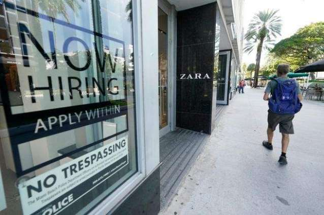 US Weekly Jobless Claims Fall to 751,000 for Week to Oct 24 - Labor Dept.
