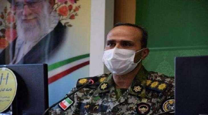 وفاة قائد عسکري فی الجیش الایراني بعد اصابتہ بفیروس کورونا المستجد
