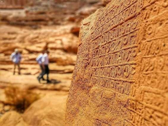 العلا تفتح المواقع التراثية للسياح بحزمة واسعة من الأنشطة