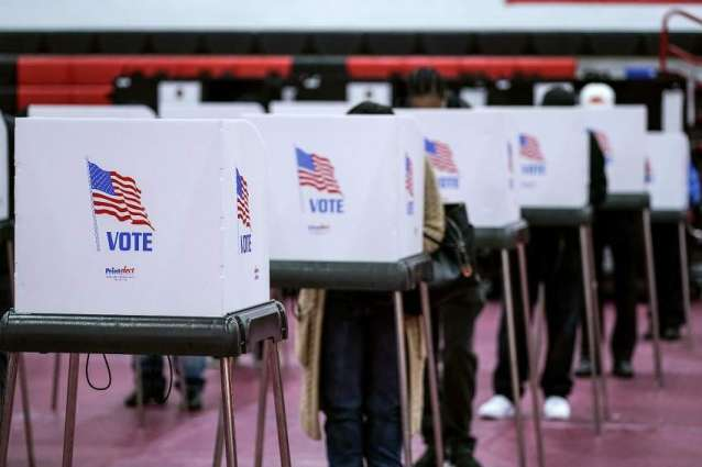 US Early Voting Reaches 90 Million - Elections Project