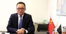 Huawei developing ICT infrastructure for Digital Pakistan vision: Mark Meng, CEO of Huawei Pakistan