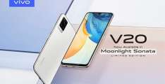 vivo Launches the Limited Edition Moonlight Sonata color for Flagship V20 Smartphone in Pakistan