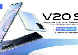 vivo Launches V20 SE in Pakistan, Premium Smartphone with Best-in-Class Camera Capabilities and Modern Sleek Design