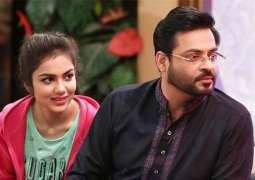 Dr. Amir Liaqat, his wife Syeda Tuba Amir test positive for Covid-19