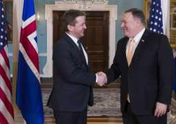 Pompeo, Iceland Counterpart Discuss Arctic Security - US State Dept.