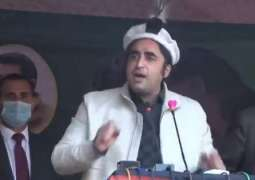 Bilawal tells GB people he will not take U-turn like PTI leaders
