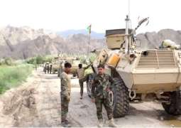 Nine Taliban Militants Killed in Clashes in Northern Afghanistan - Military