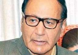 Chaudhary Shujaat Hussain's health improves
