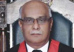 Lawyers mourn death of great jurist PHC CJ Waqar Ahmad Seth