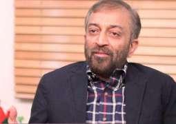 Farooq Sattar tests positive for Coronavirus