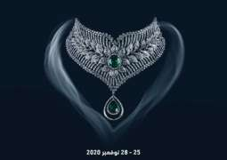 Jewels of Emirates Show makes debut at Expo Centre Sharjah on 25th November