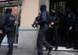 Spanish Police Detain Group Selling Arms to Embargoed States of North Africa, Middle East