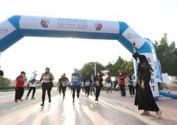 Heba Sami, Suad Yousuf and Mariam Mubarak bag top honours in first week of Sheikha Hind Women's Sports Tournament