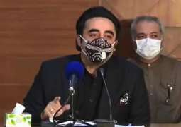 Bilawal Bhutto says his Gilgit-Baltistan election has been stolen