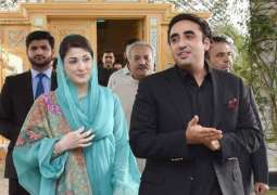 Bilawal Bhutto, Maryam talk on phone, condemns alleged rigging in GB elections