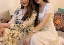 Urwa Hocane wishes happy birthday to Sania Mirza