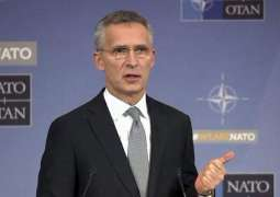 NATO's Stoltenberg Warns of Risks Posed by US Military's Early Withdrawal From Afghanistan