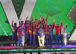 Congratulations' messages pour in on social media for Karachi Kings