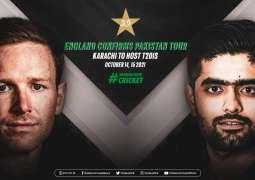 England confirms Pakistan tour in October 2021