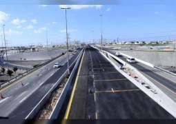 RTA opens improvements of Sheikh Mohammed bin Zayed-Al Rebat Roads intersection