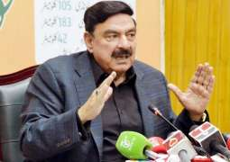 Covid-19 may spread due to political parties' rallies, says Sheikh Rasheed