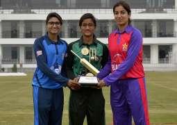 PKR1.7million Women's T20 championship to begin on 22 November