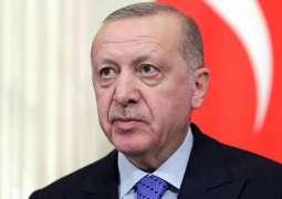 Turkey's Erdogan Praises Russian Role in Ending Karabakh Bloodshed