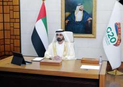 Collective efforts key to recovery, growth: Mohammed bin Rashid
