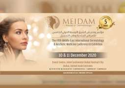 Dubai to host 5th Middle East dermatology conference 'MEIDAM 2020'