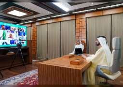 Mohammed bin Rashid praises G20 Riyadh Summit, stresses importance of global cooperation