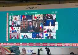 قادة مجموعة العشرين يؤكدون ضرورة تنسيق الإجراءات العالمية و التضامن في مواجهة التحديات