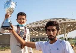 Emiratis Al Hassani and Al Zeyoudi bag men's honours at Al Marmoom Dune Run