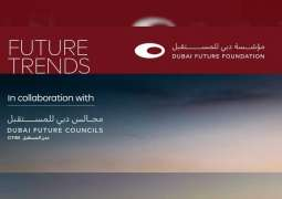 Key trends, challenges in 'Future Cities' feature in Dubai Future Foundation Report